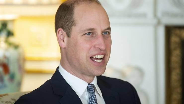 ARCHIV - Prinz William, Herzog von Cambridge. Foto: Victoria Jones/PA Wire/dpa