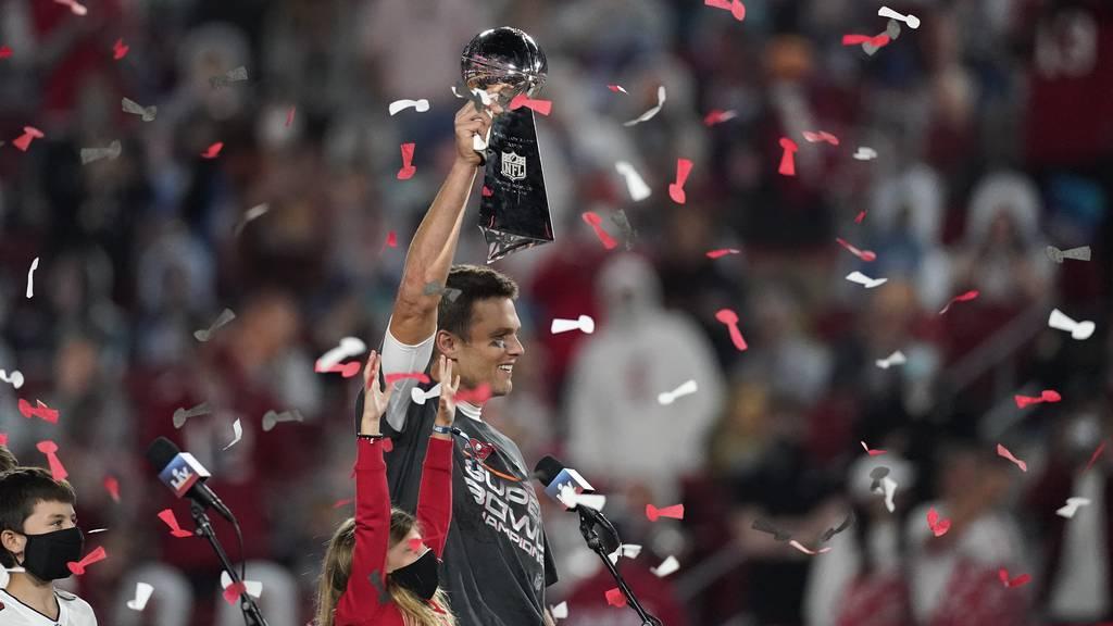 «GOAT» Tom Brady zeigte es im Super Bowl dem «Kid» Mahomes