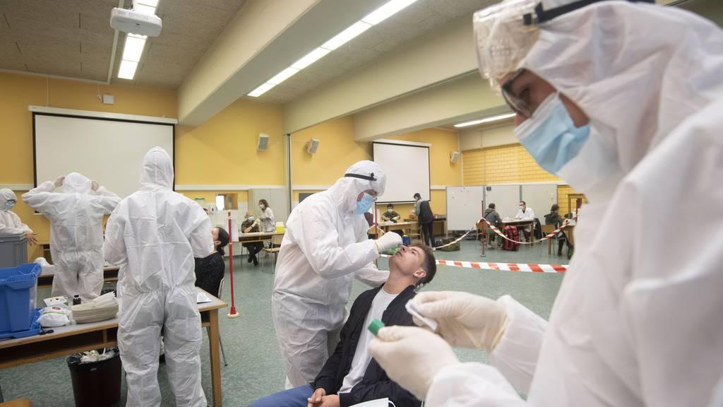 Die Armee wird bei den Impfungen eine wichtige Rolle spielen