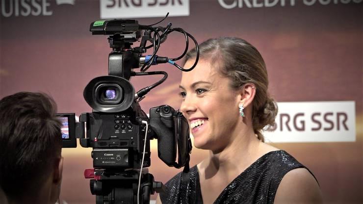 Eine Kamera begleitete Jeannine Gmelin während eineinhalb Jahren.