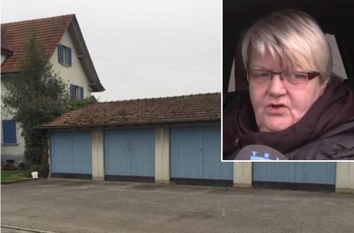 «Er hatte einen bösartigen Blick»: Augenzeugin Katharina Kyburz  rief die Polizei – sie hat dem Täter in die Augen geschaut.
