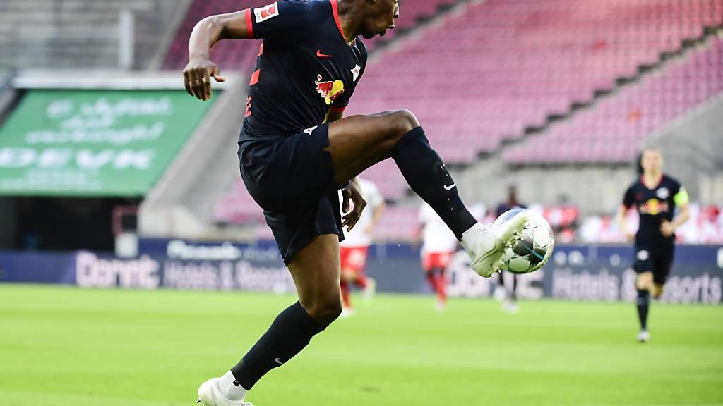 Leipzig wieder auf einem Champions-League-Platz