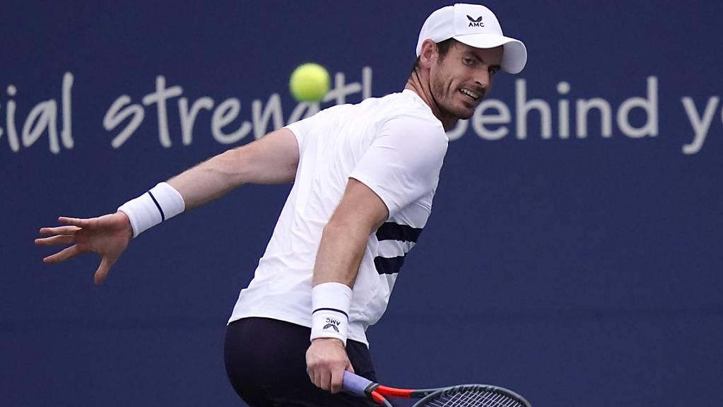 Andy Murray hat seine Teilnahme in Köln bereits zugesagt