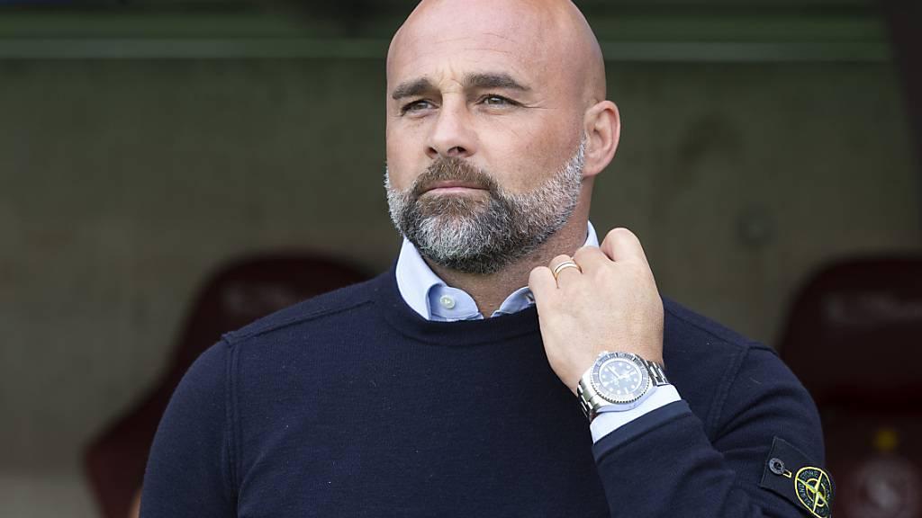 Giorgio Contini wird Cheftrainer der Grasshoppers
