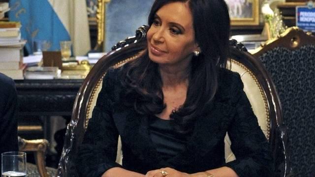 Argentiniens Präsidentin Cristina Kirchner kandidiert für zweite Amtszeit