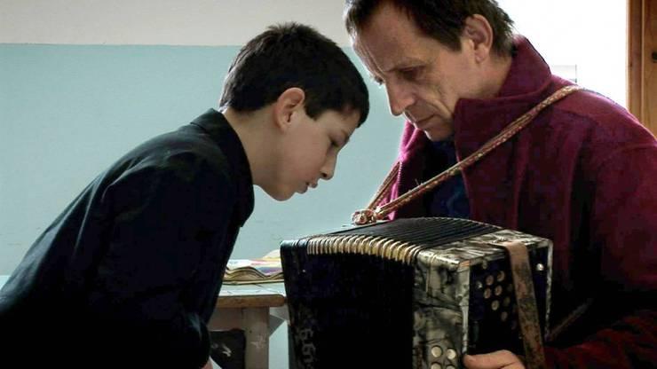 2010: Dokumentarfilm «Nel giardino dei suoni» von Nicola Bellucci
