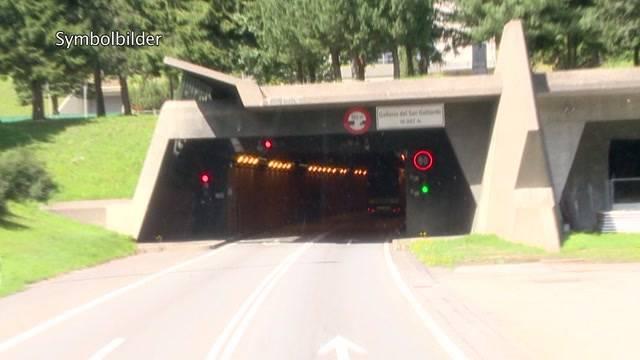 Gotthard für SCB-Fans geöffnet