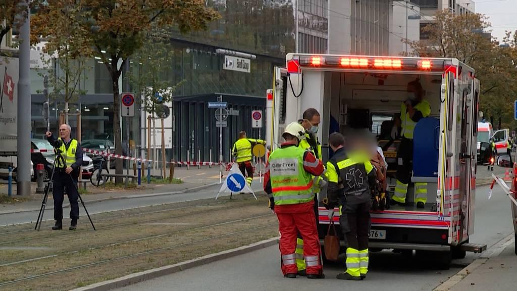 Schutz & Rettung Zürich rückte 2020 hundert mal pro Tag aus
