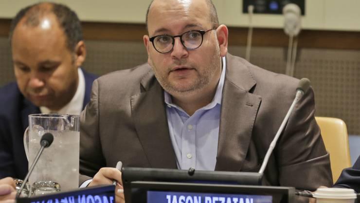 Wurde nach 544 Tagen aus iranischer Haft entlassen: US-Journalist Jason Rezaian. (Archivbild)