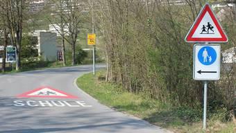 Die Kantonspolizei Zürich setzt sich für einen sicheren Schulweg ein. (Archiv)