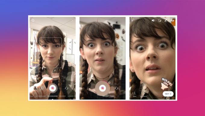 Neue Instagram-Filter