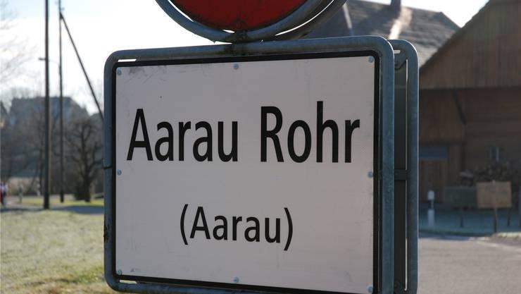 Rohr gehört seit fünf Jahren zu Aarau. Die beiden Zonenplanungen werden mit der aktuellen Revision harmonisiert.