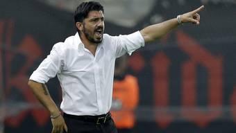 Gennaro Gattuso unterstützt seine Ex-Spieler trotz Rücktritt noch immer.