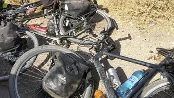 Die Velotouristen waren im Bezirk Danghara rund 100 Kilometer südöstlich der Hauptstadt Duschanbe zunächst mit einem Auto angefahren und anschliessend mit Messern und Schusswaffen attackiert worden. (Archiv)