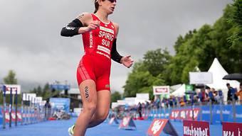 Nicola Spirig ist auch über die Ironman-Distanz top