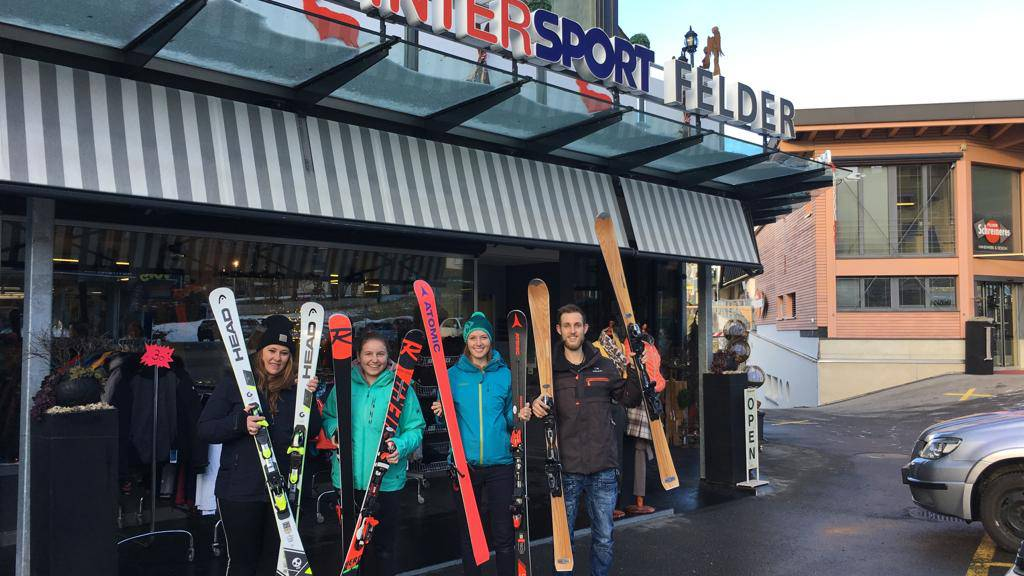 5gwönnt: InterSport-Team räumt 850 Franken ab