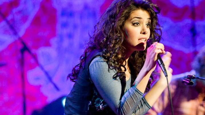 Katie Melua wieder zu Gast in der Schweiz