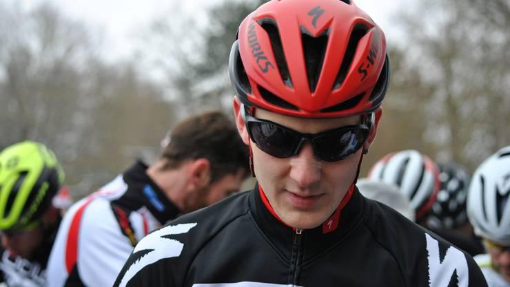Nach gut vierzig Kilometern musste Severin Sägesser an der SM aufgeben.