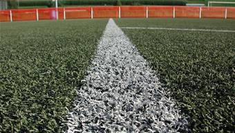 In Sissach wird ein grösseres Kunstrasenfeld für die Fussballer gefordert. (Symbolbild)