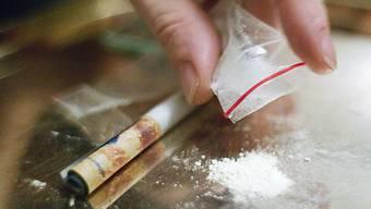 Ein verdeckter Ermittler kaufte Kokain im Wert von Tausenden Franken. (Symbolbild)
