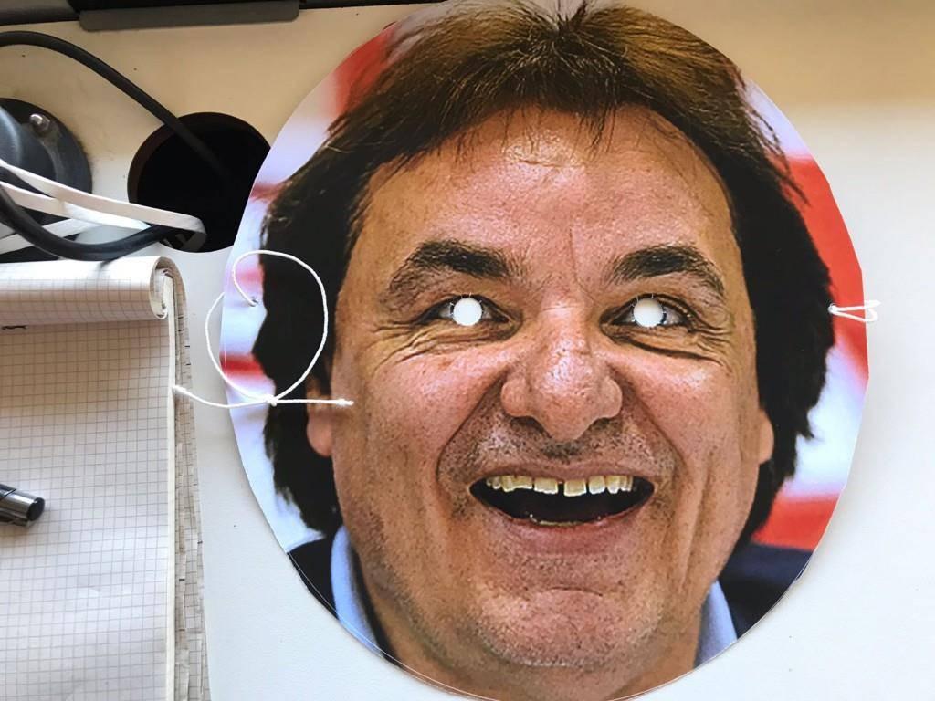 Constantin-Masken im Tourbillon (© FM1/Marc Baumeler)