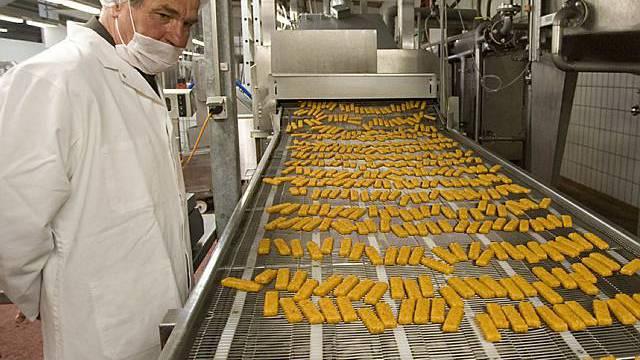 Fischstäbchen kommen in Italien von Permira