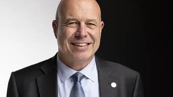 Fabio Regazzi, CVP-Nationalrat, möchte Präsident des SGV werden.