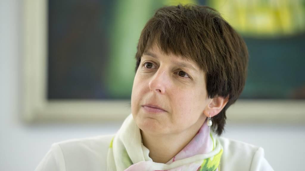 Susanne Hartmann soll in St.Galler Regierung