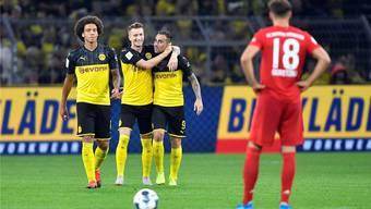 Borussia Dortmund bietet sich die Chance, Bayerns Vorherrschaft zu beenden.