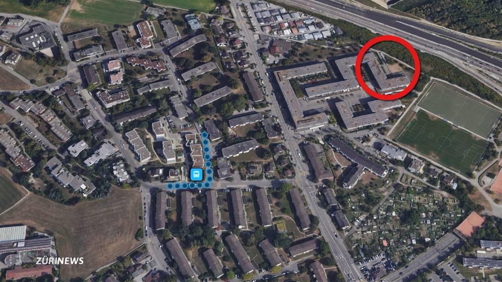 Schüsse in Seebach: Augenzeugen berichten