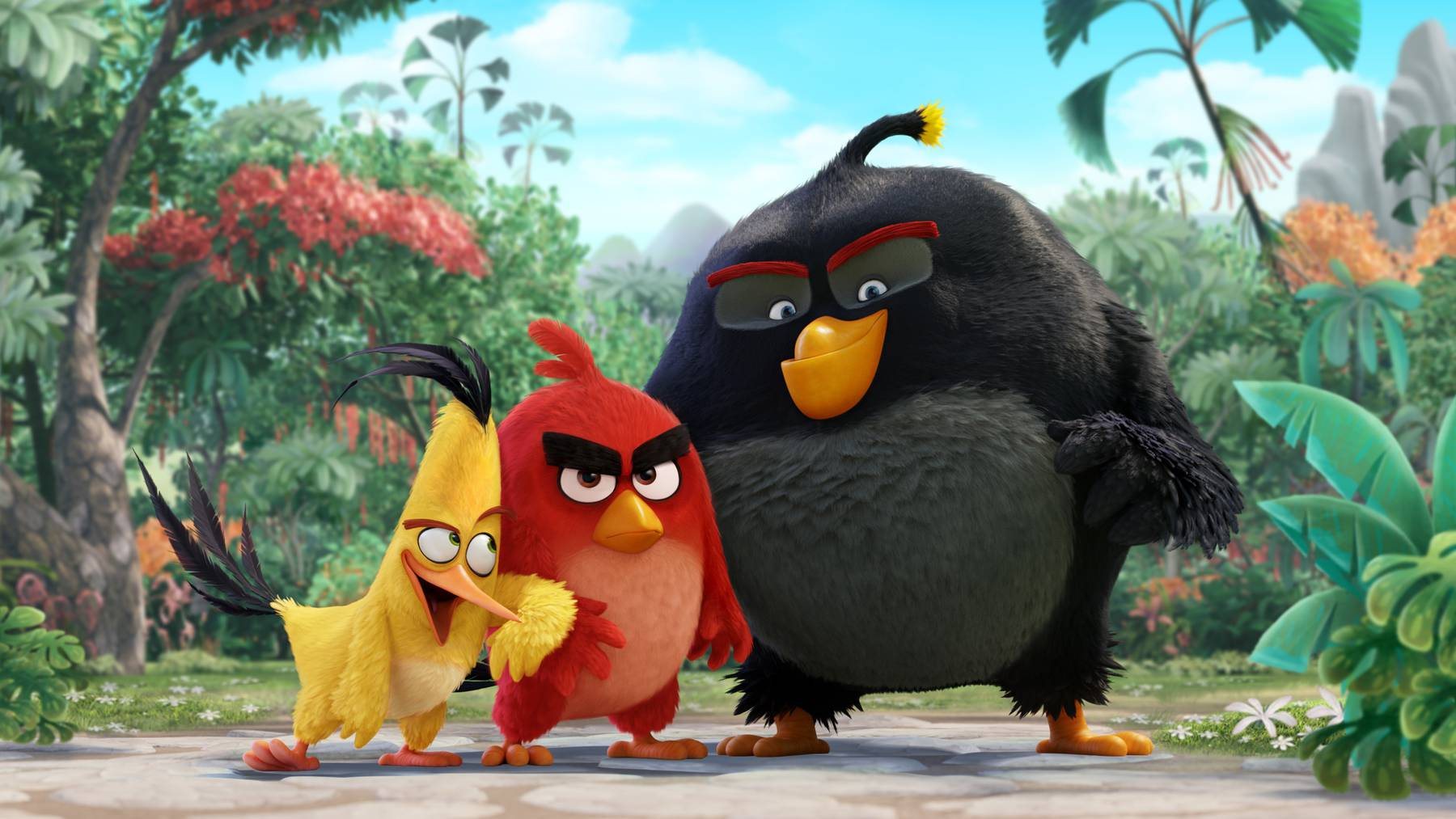 Kinotipp: ANGRY BIRDS – DER FILM