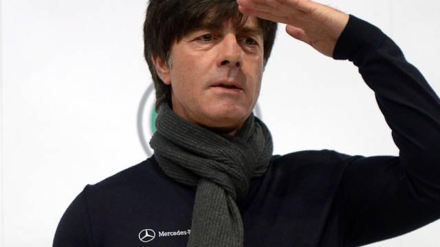 Bundestrainer Joachim Löw gab WM-Aufgebot (23 Spieler) bekannt