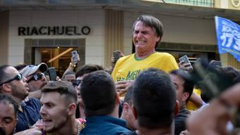 Messerattacke auf Jair Bolsonaro