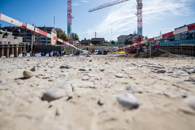 Ein Neubau soll den Ortskern neu beleben