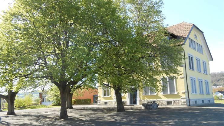So sah der Lindenplatz beim Schulhaus bis im Sommer 2017 aus. Nun soll er für 315000 Franken saniert werden.