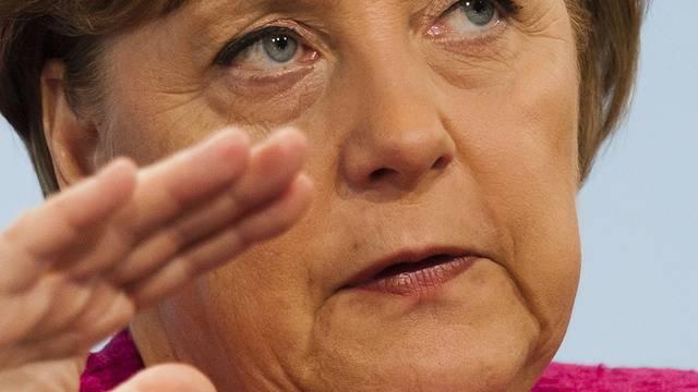 Neue Pläne zum Atomausstieg: Angela Merkel