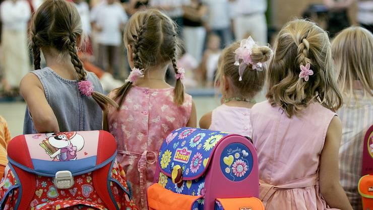 Für 75'100 Schülerinnen und Schüler hat heute das neue Schuljahr begonnen. (Symbolbild)