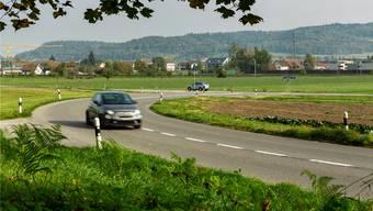 Der Kanton hofft, dass sich der Verkehr nach dem Ausbau des A1-Zubringers in Lenzburg wie erhofft wieder stärker auf die Bünztalachse konzentriert.