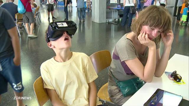 Tablets und virtuelle Brillen bald im Klassenzimmer?