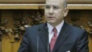 Domingos Duarte Lima, Anwalt und PSD-Politiker in Portugal.