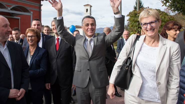Für SP-Fraktionschef Roger Nordmann ist die Wahl von FDP-Bundesrat Ignazio Cassis die «grösste Nierlage der Legislatur».