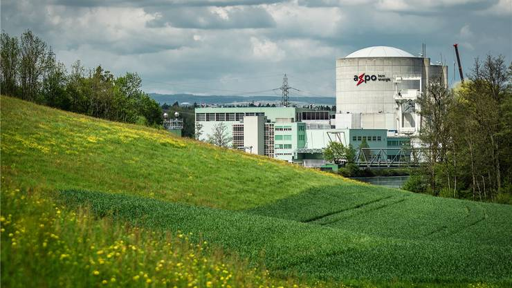 Kernkraftwerk Beznau. (Archiv)