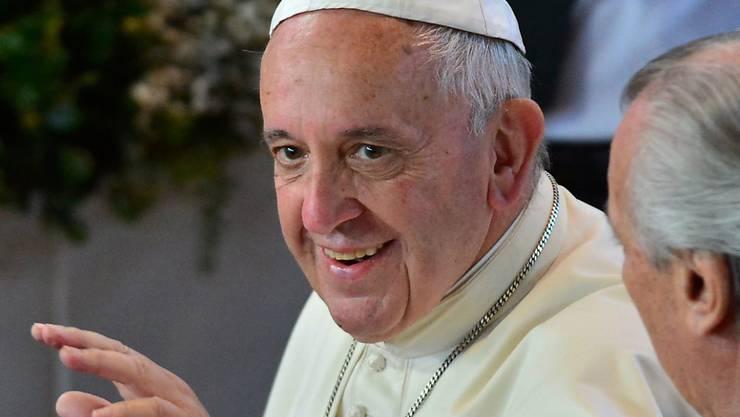 Papst Franziskus entschuldigte sich bei seiner Lateinamerika-Reise für vergangene Sünden der Kirche.