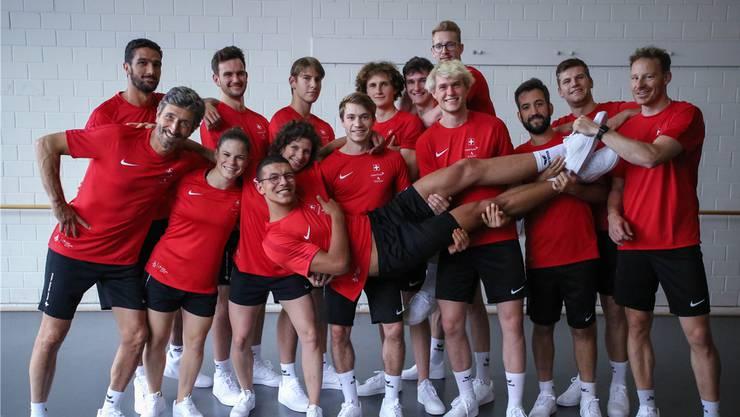 Gleich sechs Spieler des letztjährigen NLA-Dritten Volley Schönenwerd haben es ins Nationalteam für die Universiade geschafft.