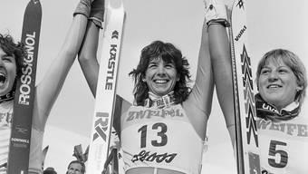 Doris De Agostini ist im Alter von 62 Jahren gestorben (Archivbild/1983)