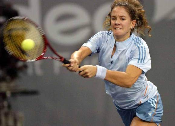2005 in Zürich_ Patty Schnyder im Final gegen Davenport