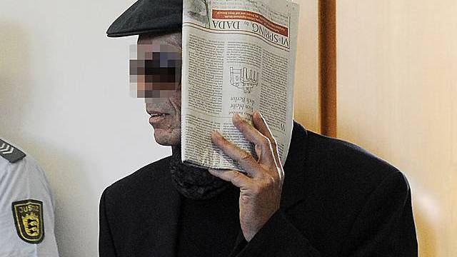 Der ehemalige RAF-Terrorist Christian Klar