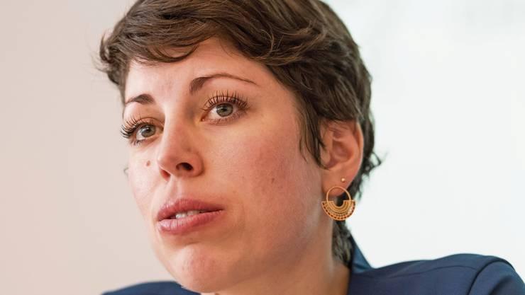 Der Grünen Lisa Mazzone (32) gelang vergangenen Herbst die Wahl in den Ständerat.