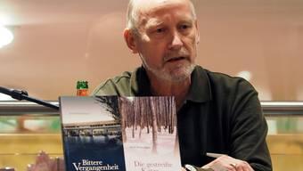 Erich Wullschleger brachte heuer zwei Krimis heraus. bruno kissling