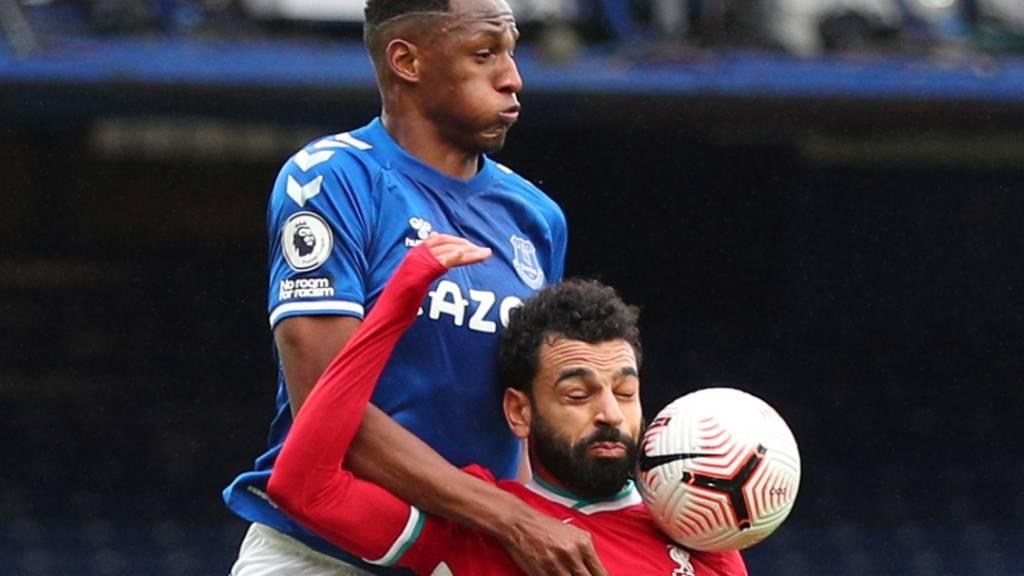 Everton hält Liverpool im Derby stand
